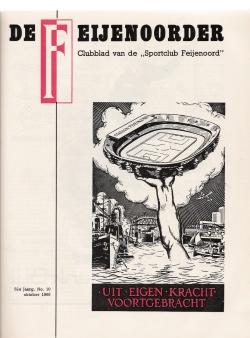 De Feijenoorder Oktober 1968