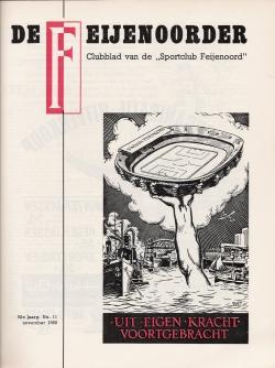De Feijenoorder November 1968