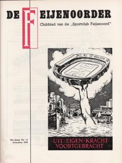 De Feijenoorder December 1968