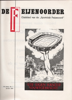 De Feijenoorder Januari 1969