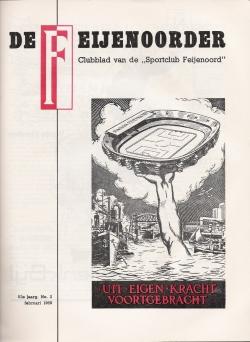 De Feijenoorder Februari 1969