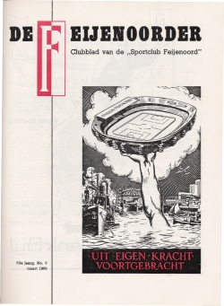 De Feijenoorder Maart 1969