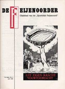 De Feijenoorder April 1969