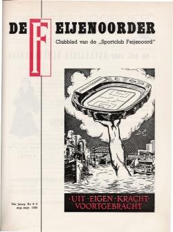 De Feijenoorder Augustus September 1969