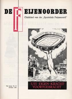De Feijenoorder Oktober 1969
