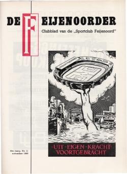 De Feijenoorder November 1969