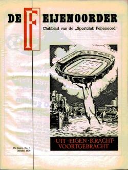 De Feijenoorder Januari 1970
