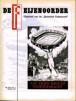 De Feijenoorder Februari 1970
