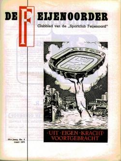 De Feijenoorder Maart 1970