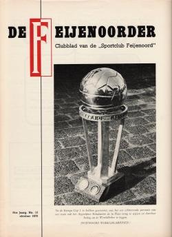 De Feijenoorder Oktober 1970