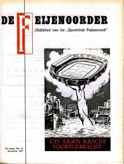De Feijenoorder December 1970
