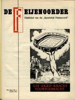 De Feijenoorder Januari 1971