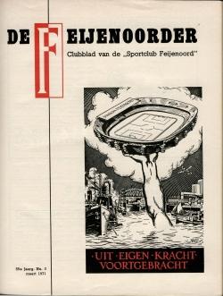De Feijenoorder Maart 1971