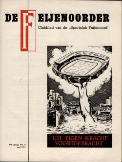De Feijenoorder Mei 1971
