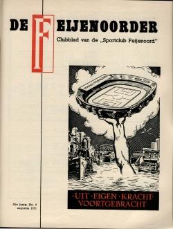 De Feijenoorder Augustus 1971