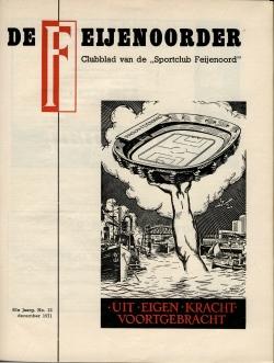 De Feijenoorder December 1971