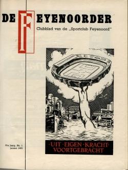 De Feijenoorder Januari 1972