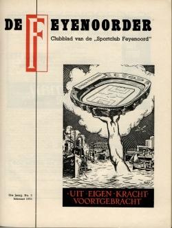 De Feijenoorder Februari 1972