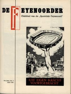De Feijenoorder Maart 1972
