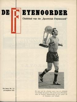 De Feijenoorder Juli Augustus 1972