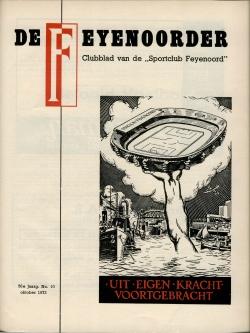 De Feijenoorder Oktober 1972