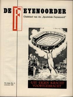De Feijenoorder November 1972