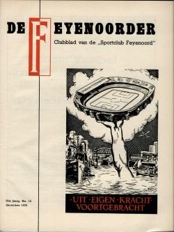 De Feijenoorder December 1972
