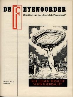 De Feijenoorder Maart 1973