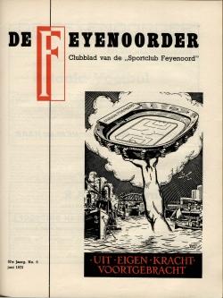 De Feijenoorder Juni 1973