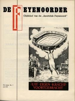 De Feijenoorder Juli 1973