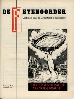 De Feijenoorder September 1973