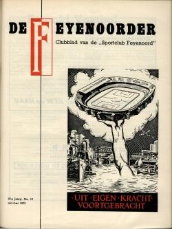 De Feijenoorder Oktober 1973