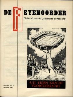 De Feijenoorder December 1973