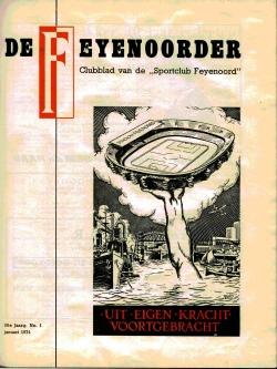 De Feijenoorder Januari 1974