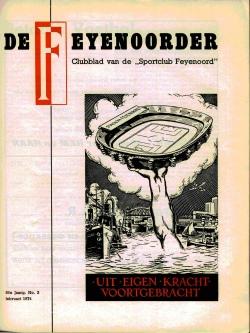 De Feijenoorder Februari 1974