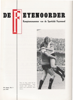 De Feijenoorder Juni 1974