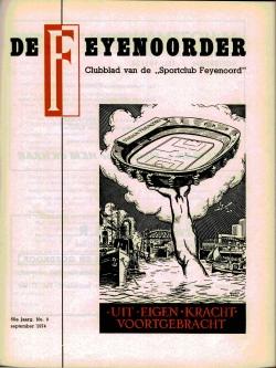 De Feijenoorder September 1974