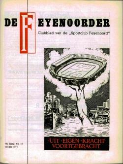 De Feijenoorder November 1974