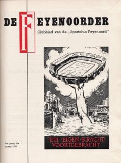 De Feijenoorder Januari 1975
