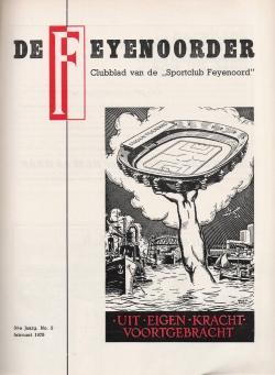 De Feijenoorder Februari 1975
