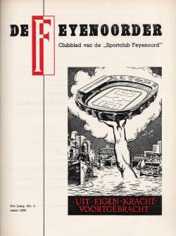 De Feijenoorder Maart 1975