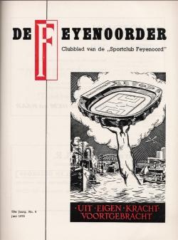 De Feijenoorder Juni 1975
