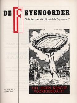 De Feijenoorder Augustus 1975