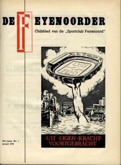 De Feijenoorder Januari 1976