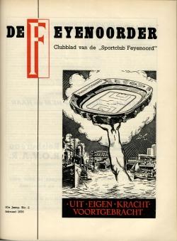 De Feijenoorder Februari 1976