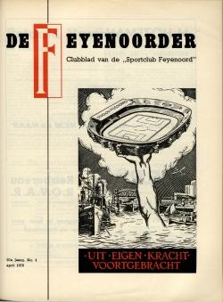 De Feijenoorder April 1976