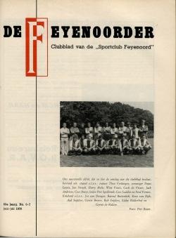 De Feijenoorder Juni-Juli 1976
