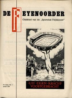 De Feijenoorder Januari 1977