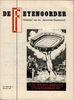 De Feijenoorder Februari 1977