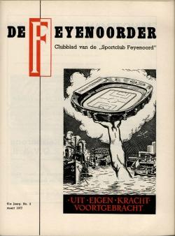 De Feijenoorder Maart 1977